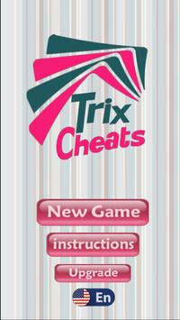 Trix Cheat apk screenshot