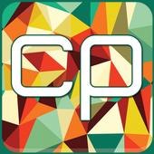 Colorful Pattern Theme icon