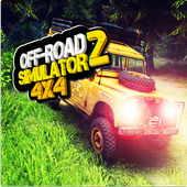 OFF-ROAD SIMULATOR 4x4: REAL 2 icon