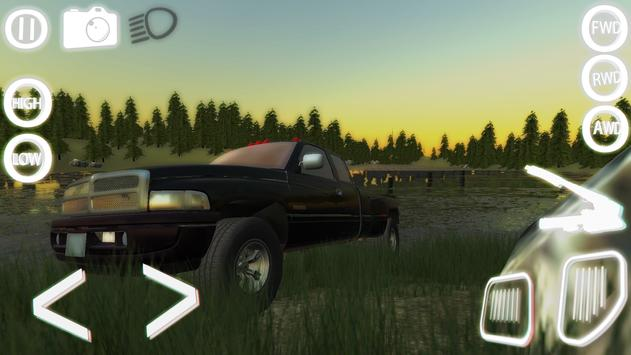 OFF-ROAD SIMULATOR 4x4: REAL 2 apk screenshot