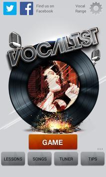 Vocalist Lite poster