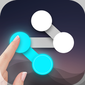 Draw in: draw line physic, touch drawing guess icon