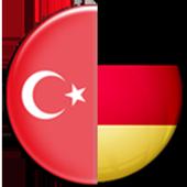 Turkish German Dictionary icon