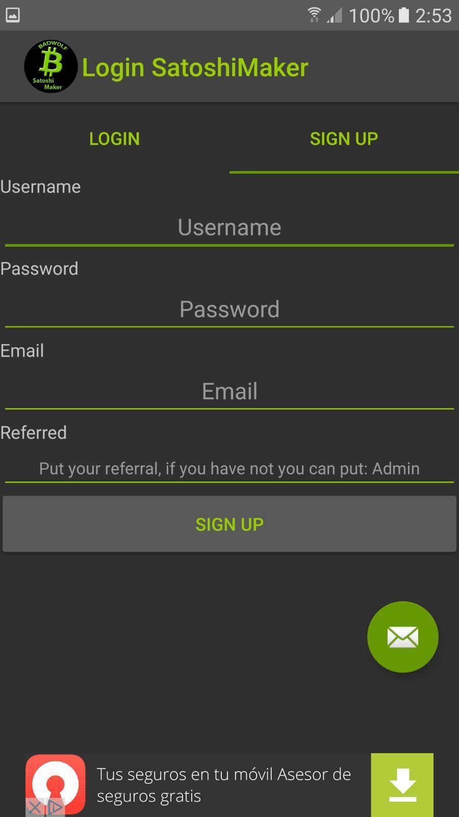 Satoshi Maker Free Bitcoins Fur Android Apk Herunterladen -