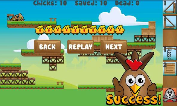 Chicks screenshot 1