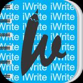 iWrite (Inspiring tomorrow) icon