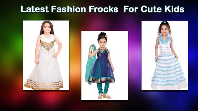 Latest Baby Frock Designs poster