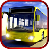 Real Bus Parking 2017 - City Coach Simulator icon
