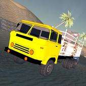 Future Truck Transport Sim : Cargo Driver 2017 icon