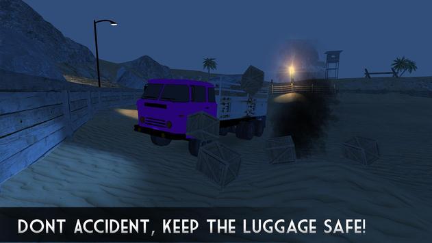 Future Truck Transport Sim : Cargo Driver 2017 apk screenshot