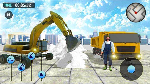 Heavy Excavator : Crane screenshot 3