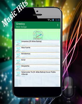 Greeicy - Más Fuerte musica screenshot 1