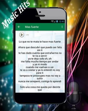 Greeicy - Más Fuerte musica screenshot 2