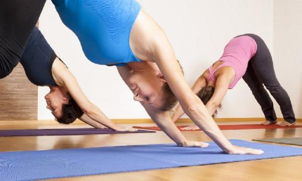 Yoga for Back Pain Relief in Hindi apk screenshot