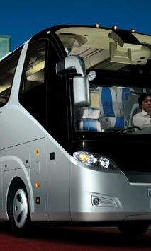 Themes Bus Scania HigerTouring poster