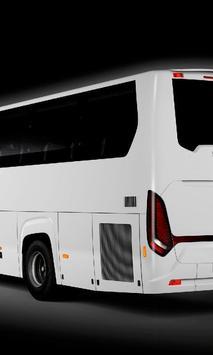 Themes Bus Scania HigerTouring apk screenshot