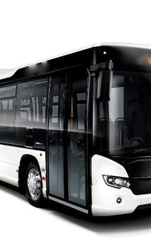 Wallpapers Bus Scania Citywide poster