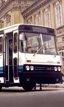 Wallpapers Bus Scania Ikarus poster