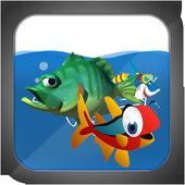 Tap my fish-Adventure 2014 icon
