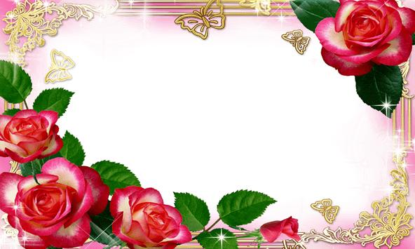 Flower HD Photo Frame APK Download - Free Photography APP for ...