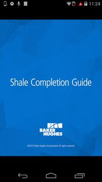 Shale Completion Guide poster