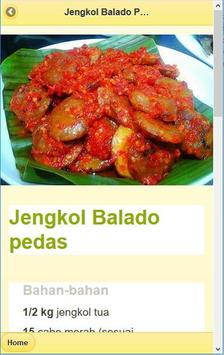 Recipe for Creation of Jengkol screenshot 2