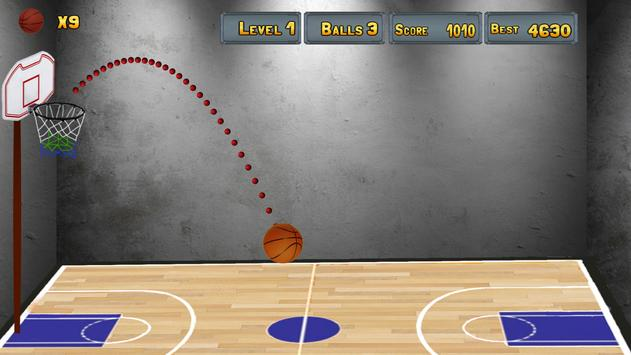 Basketball Shooter Ultimate apk screenshot