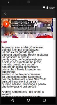 Emis Killa - Parigi Karaoke apk screenshot