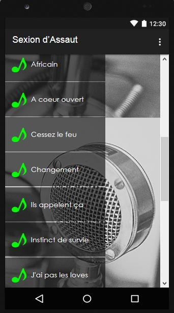 DASSAUT GRATUIT MP3 TÉLÉCHARGER SEXION BALADER