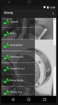 Shindy - Statements Mp3 Lyrics screenshot 1