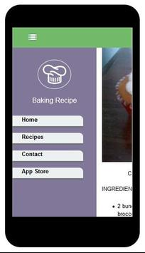 Baking Recipe apk screenshot