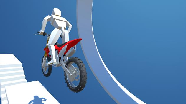 Motocross Stunt Trial apk screenshot