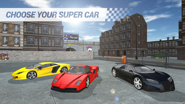 Super Car Game For Android Apk Download