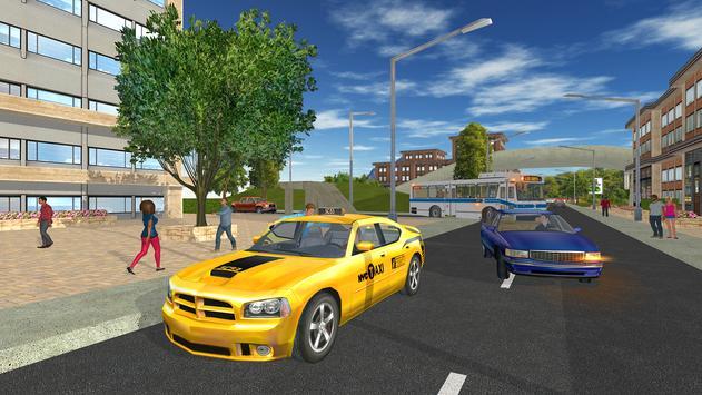 Taxi Game 2 screenshot 2