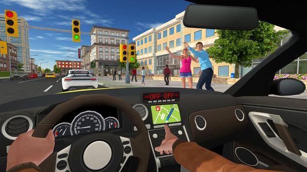 Taxi Game 2 screenshot 3