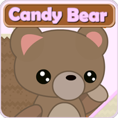 Candy Bear Jump icon