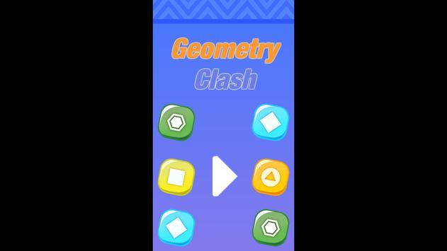 Geometry Clash poster