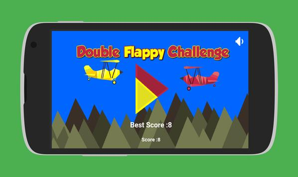 Double Flappy Challenge poster