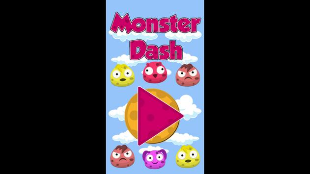 Monster Dash poster