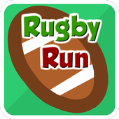 Rugby Run icon