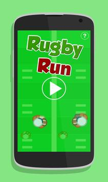 Rugby Run poster