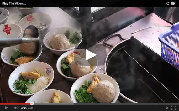 CARA MEMBUAT BAKSO BERANAK SUPER JUMBO screenshot 7