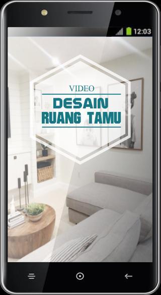Desain Ruang Tamu Minimalis Ukuran 2x2 desain ruang tamu for android apk download