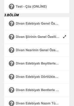 10.Sınıf Türk Dili Edebiyatı screenshot 1