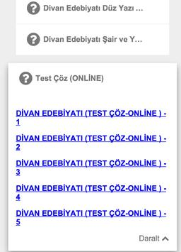 10.Sınıf Türk Dili Edebiyatı screenshot 2