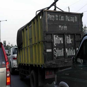 FUNNY INDONESIAN TRUCK icon