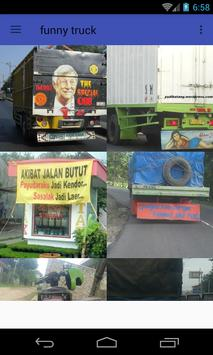 FUNNY INDONESIAN TRUCK apk screenshot