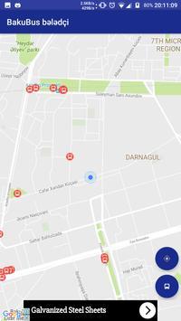 BakuBus Guide screenshot 2