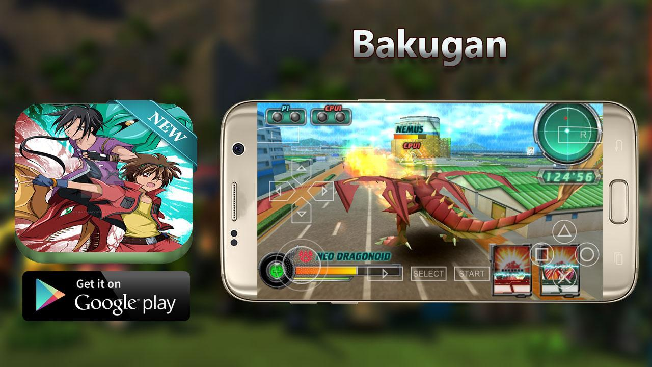 guide for bakugan games battle for Android - APK Download