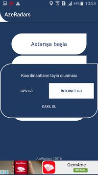 AzeRadars screenshot 5